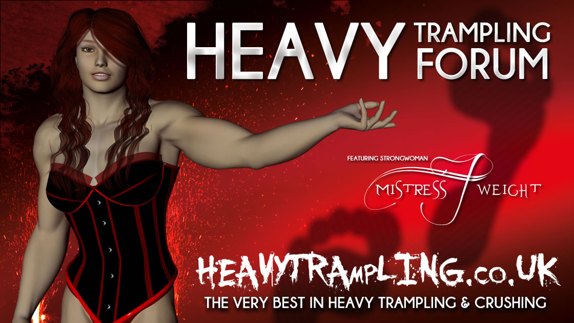 Heavy Trampling Forum